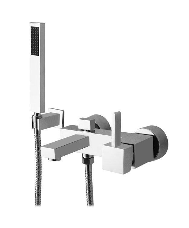 VÒI CÂY SEN NÓNG LẠNH CARANO S6100 (Vòi lavabo model: S6100)