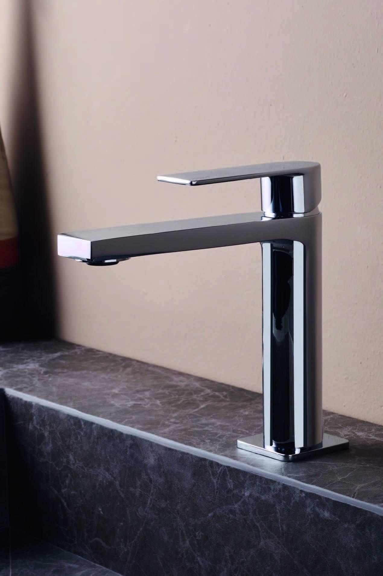 VÒI CHẬU NÓNG LẠNH PAFFONI TA071CR3 (Vòi lavabo model: TA071CR3 )