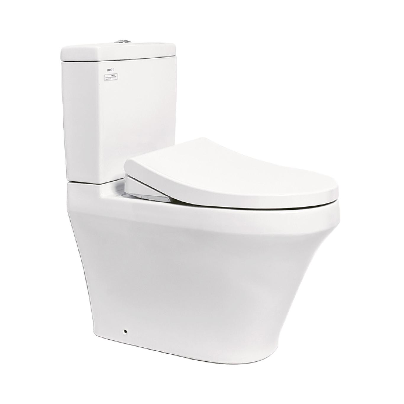 Toilet TOTO model CS945DNE4