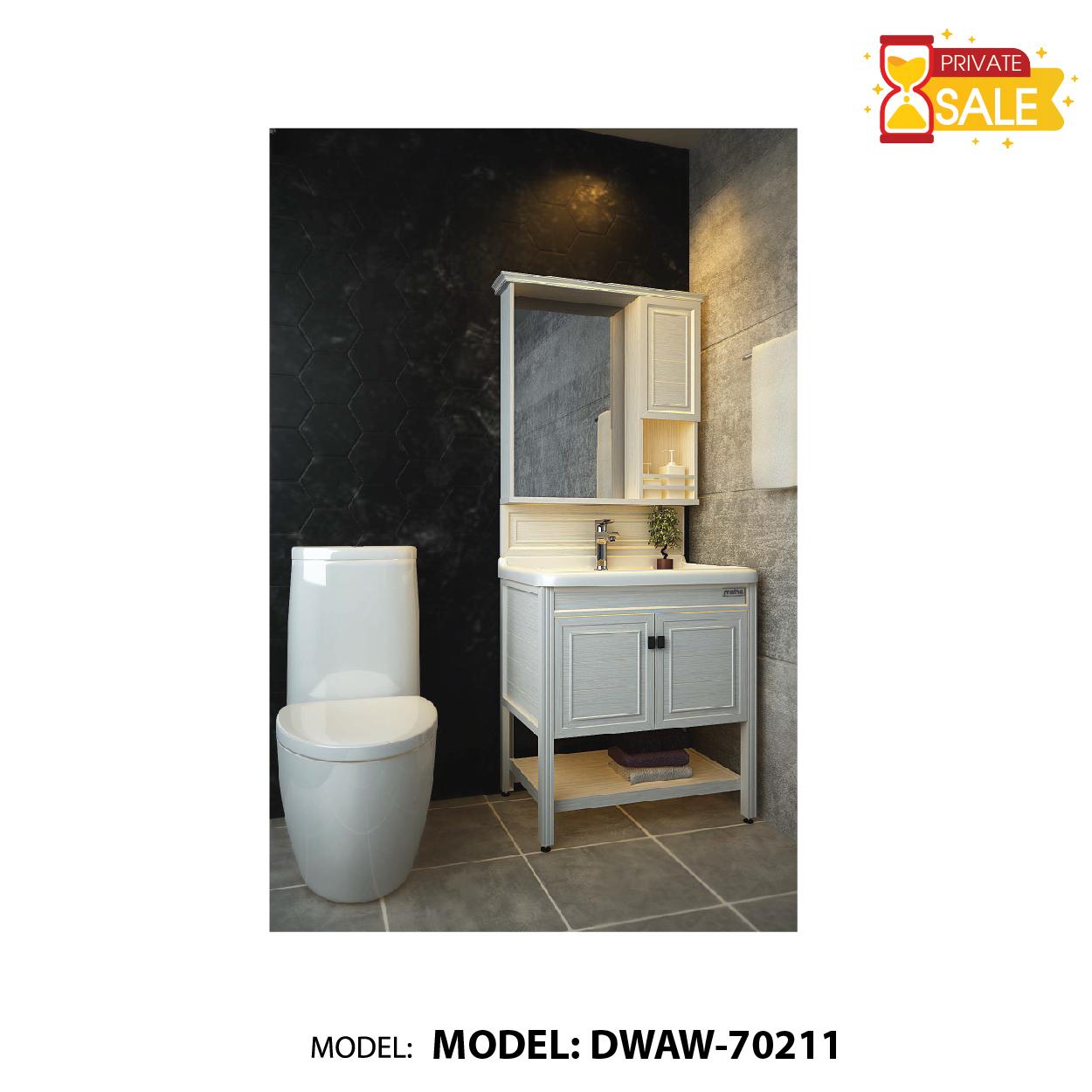 TỦ LAVABO MODEL DWAW - 70211