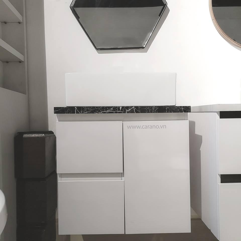 TỦ LAVABO CARANO MODEL 04A01 (Tủ Lavabo model: 04A01)