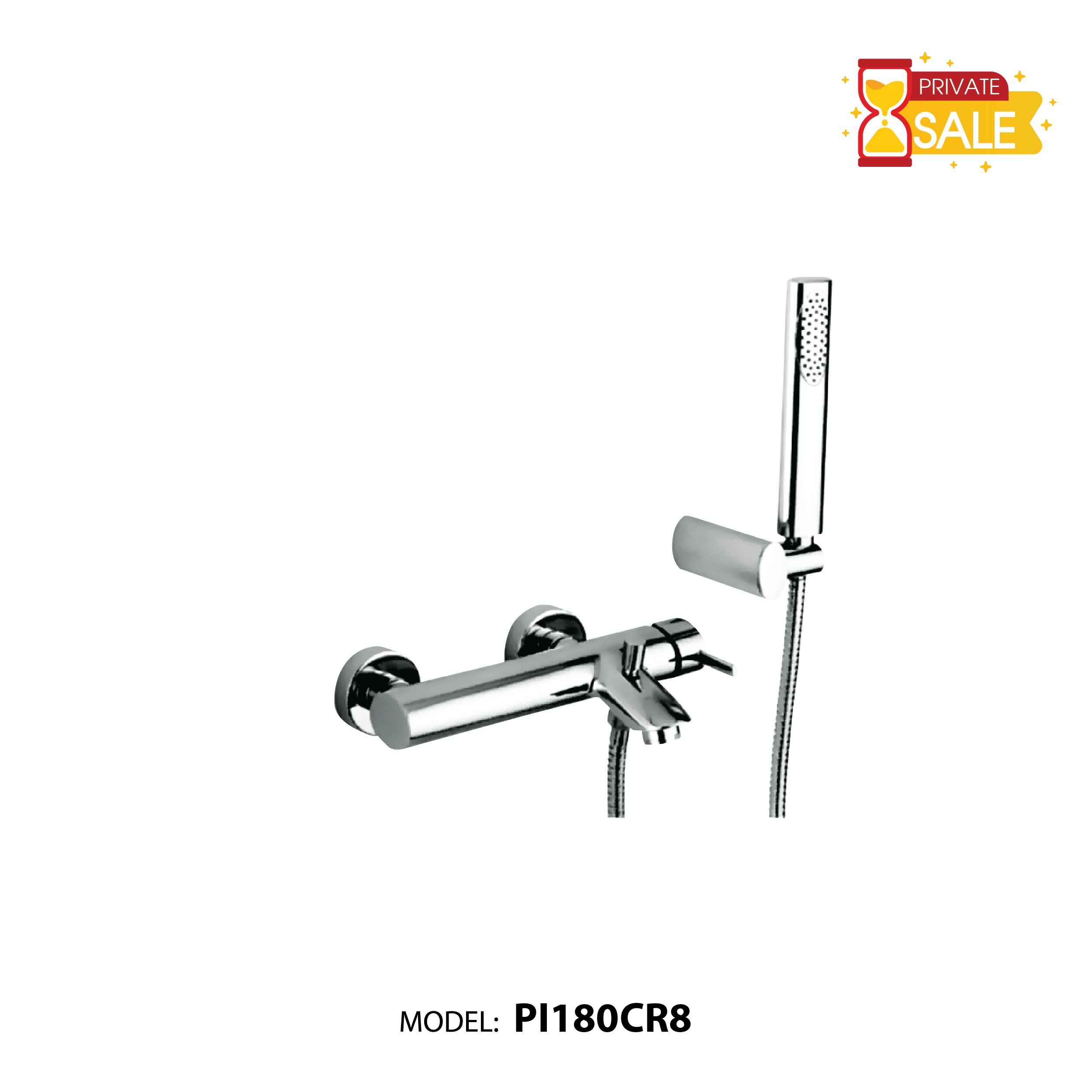 VÒI SEN TẮM PAFFONI PI180CR8 (Vòi sen model: PI180CR8)