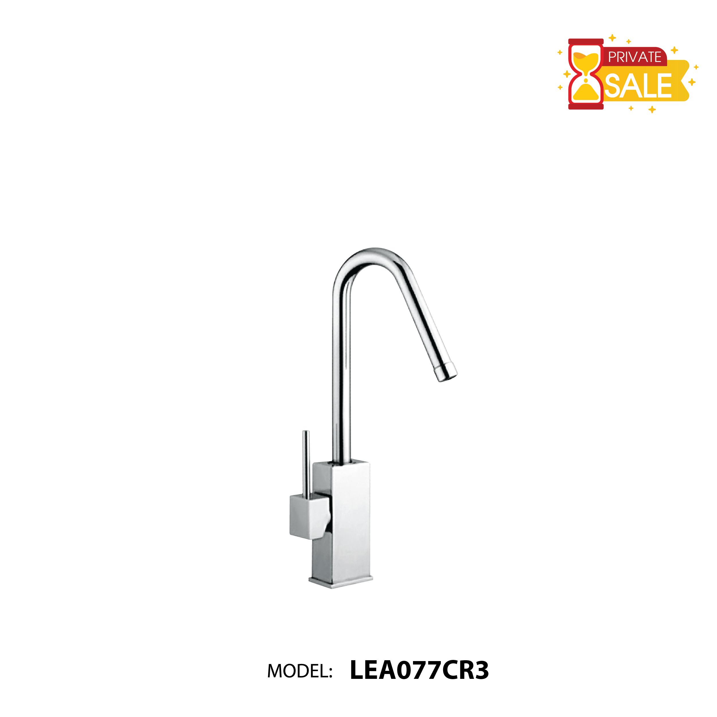 VÒI CHẬU NÓNG LẠNH PAFFONI LEA077CR3 (Vòi lavabo model: LEA077CR3)