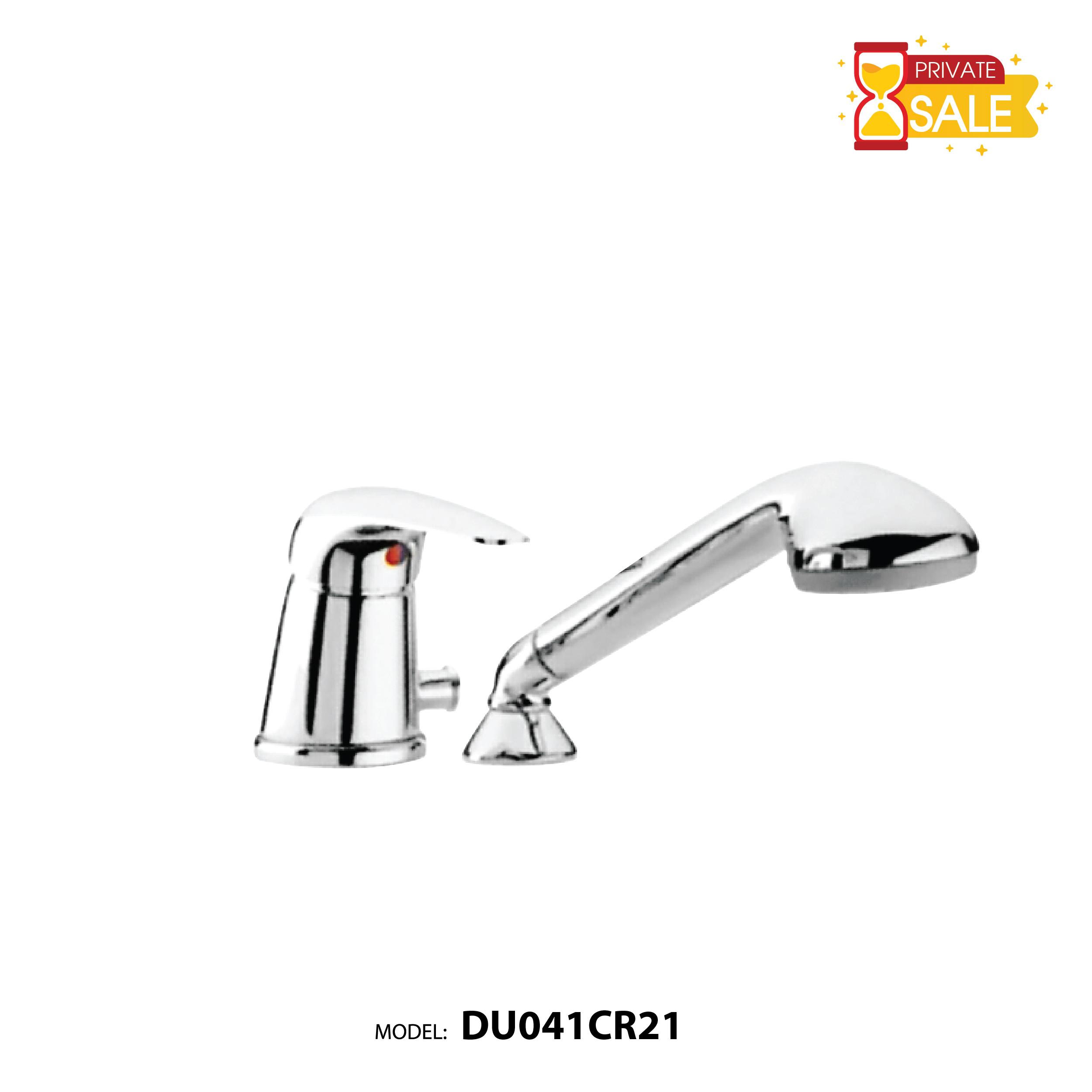 VÒI BỒN TẮM NÓNG LẠNH PAFFONI DU041CR21(Vòi bồn tắm model: DU041CR21)