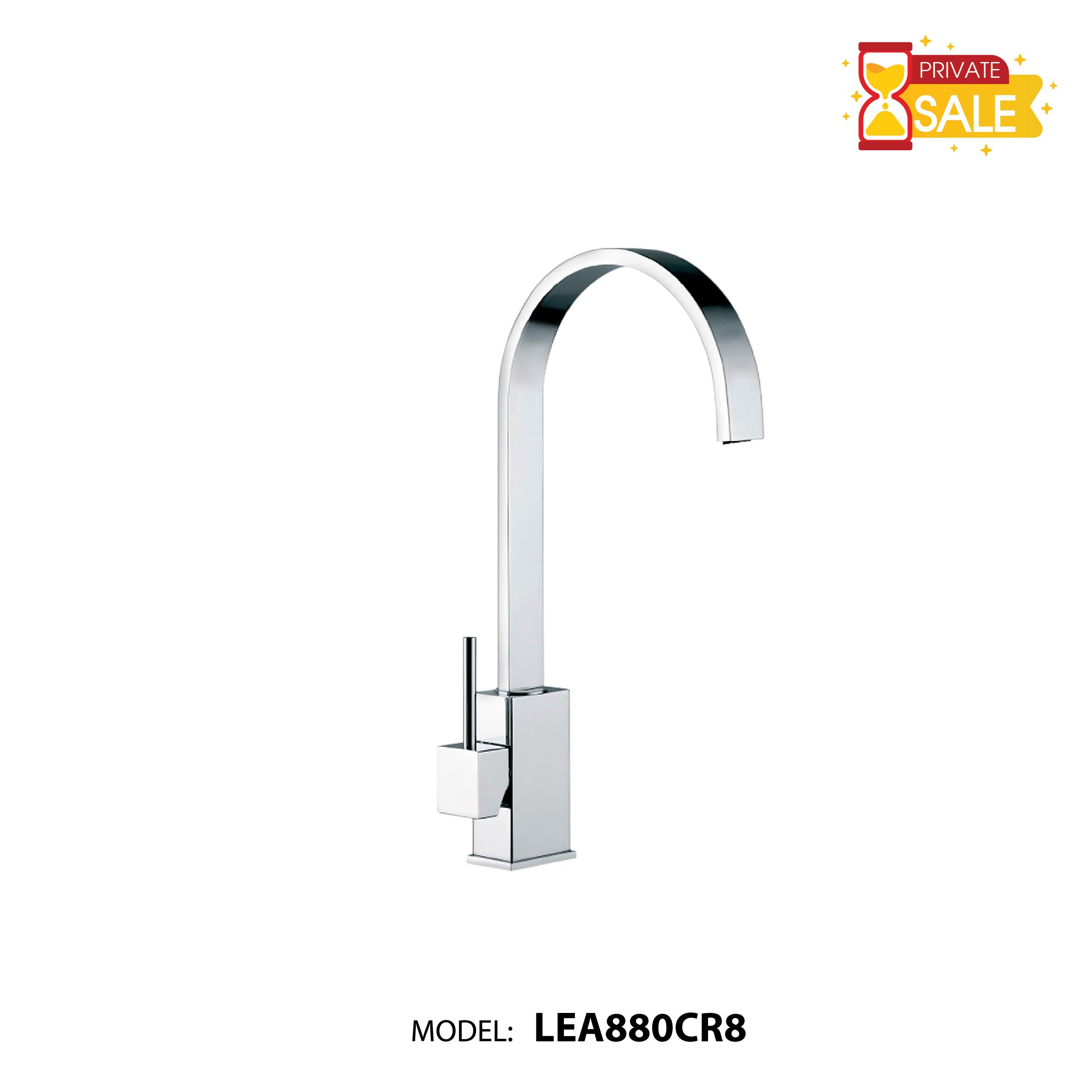 VÒI CHẬU NÓNG LẠNH PAFFONI LEA880CR8 (Vòi lavabo model: LEA880CR8)