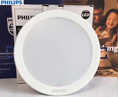 Đèn Led âm trần Philips DN027B G2 D125 10W tròn