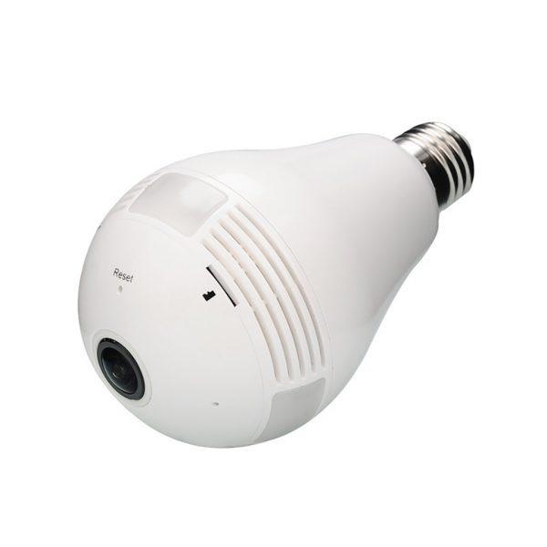 Camera Giám Sát IP Yoosee hình bóng đèn ngụy trang
