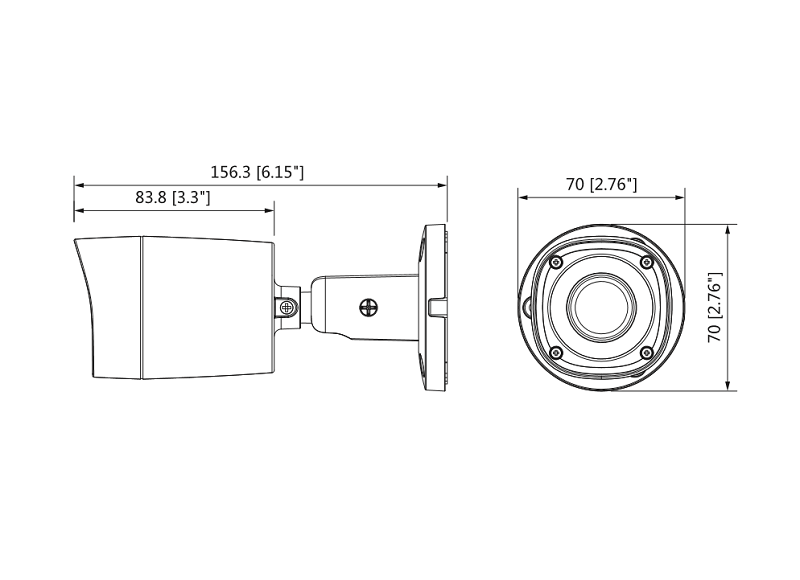 Camera thân GSK-SP7110F-FHD