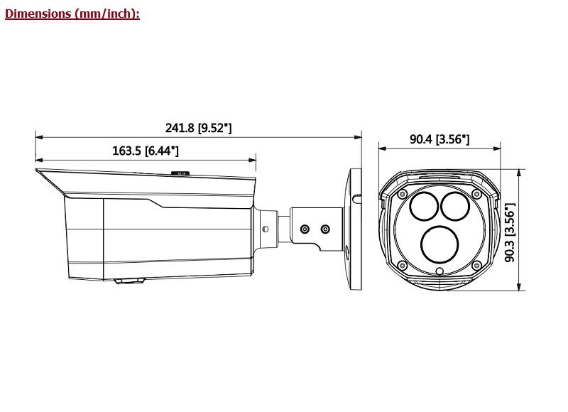 Camera thân GSK-SP7321F-FHD