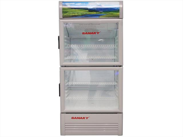 Tủ mát Sanaky inverter VH-308W3