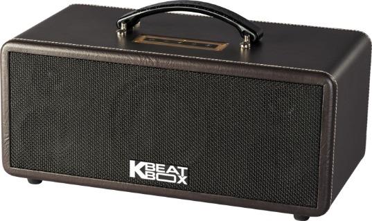 Loa Di Động Karaoke Acnos KBeatbox mini KS360MS
