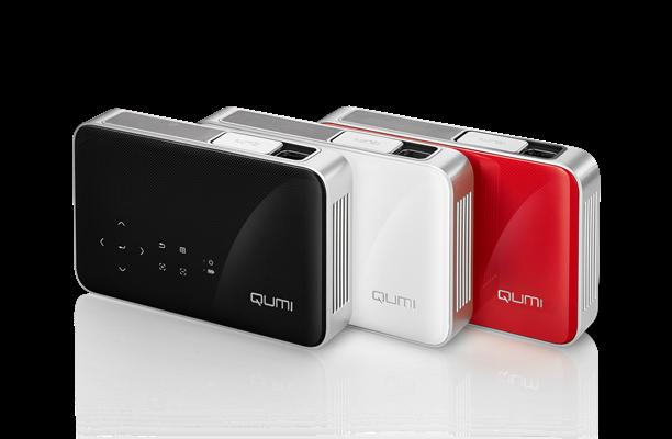 Máy chiếu mini LED Full HD Vivitek Qumi Q38