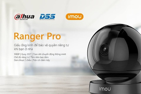 Camera IMOU Ranger Pro IPC-A26HP IP Wifi 2.0 Megapixel