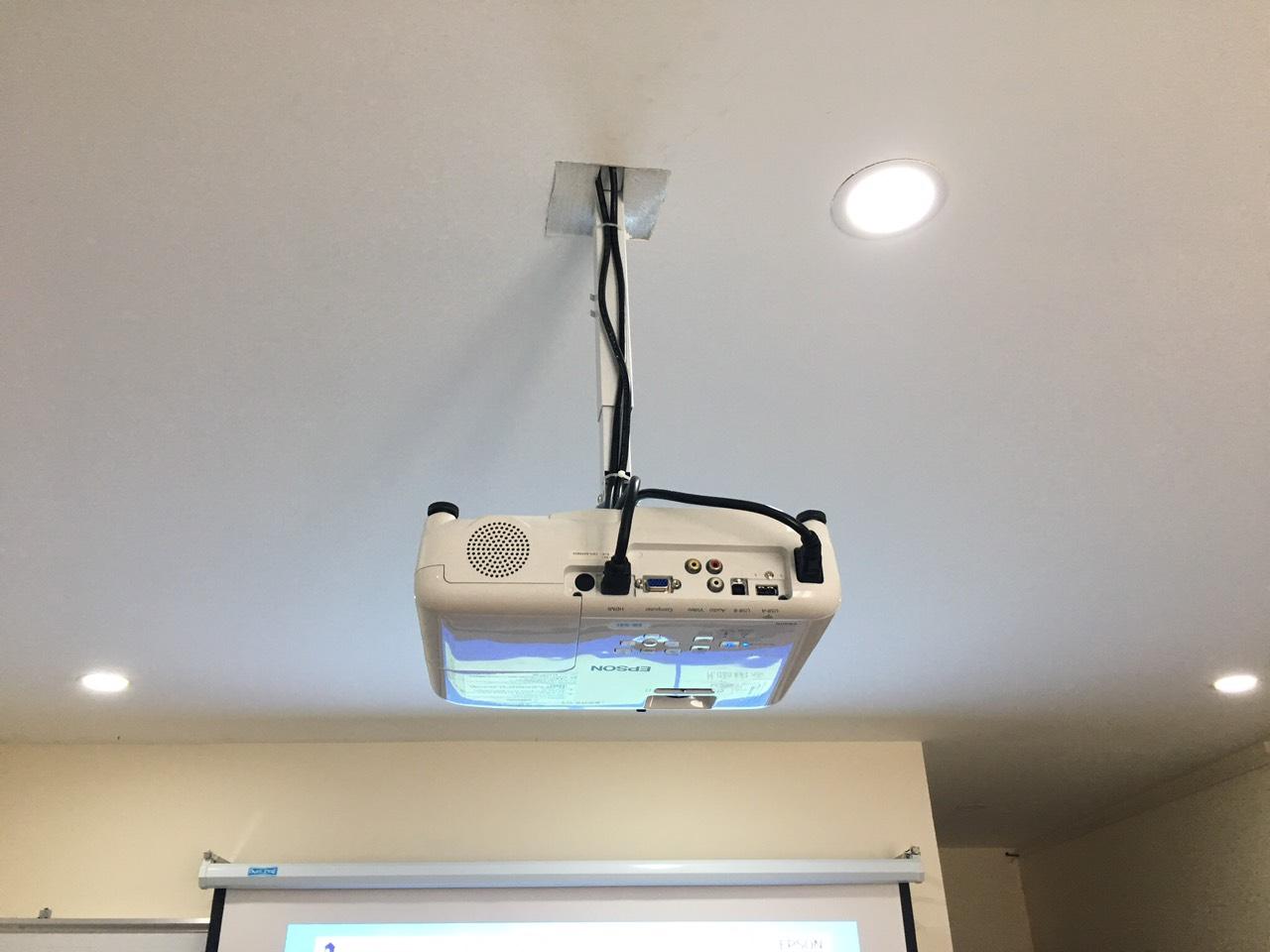 Dịch vụ lắp đặt máy chiếu tại quận Cầu Giấy