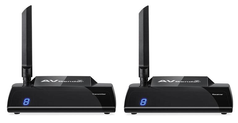 HDMI  LGTECH LG-HDEX100 không dây hỗ trợ SSID