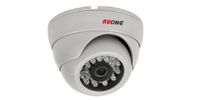 Camera HD bán cầu hồng ngoại 4MP AVone AV-A400R24