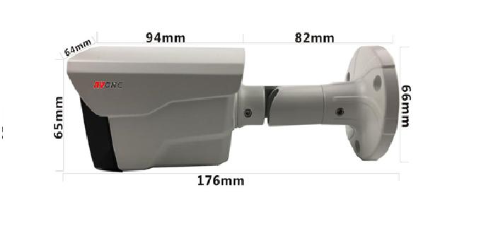 Camera HD trụ hồng ngoại 2MP AVone AV-A200R30A
