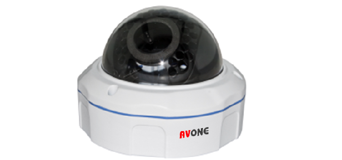 Camera Ip bán cầu hồng ngoại 2MP AVone AV-IPC2005R01