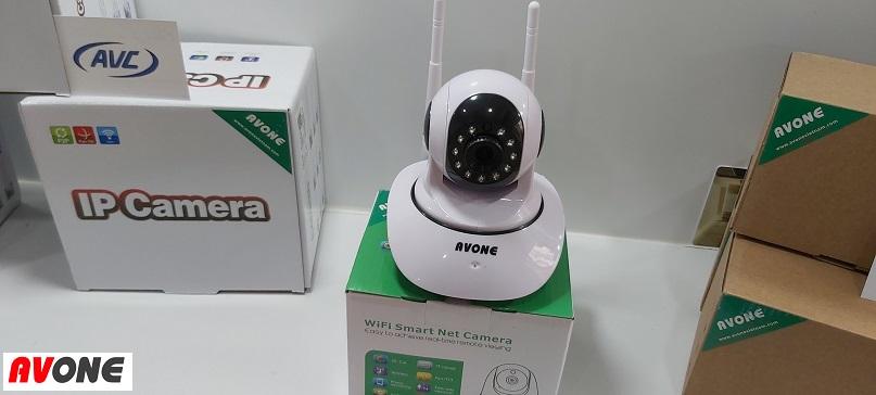 Camera Wifi không dây chính hãng