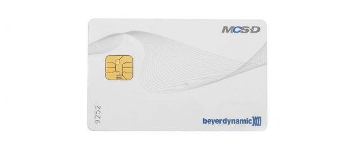 Phụ kiện hệ thống MCS-D 200: Bảng điều khiển