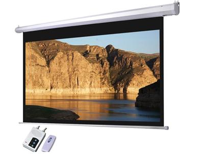 Màn chiếu điện Dalite 140 inch P96ES (1:1)