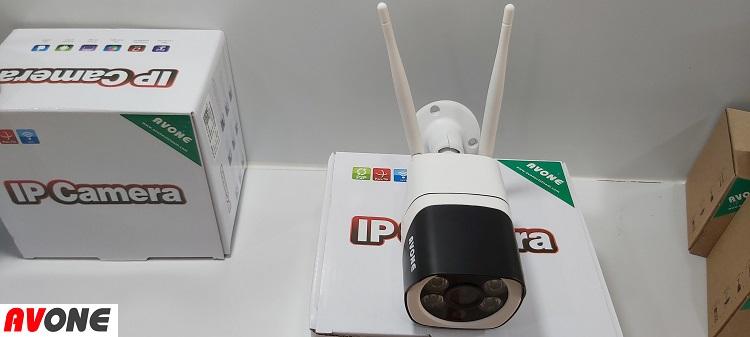 Camera ngoài trời AVone 2MP IP IR WIFI N200HPWv-R4