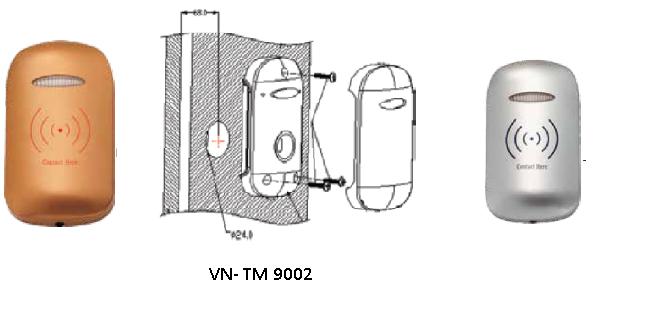 Khóa Tủ Đồ Locker/Cabinet VN-EMseries VNLOCK