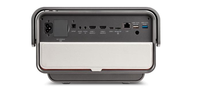 Máy chiếu LED ViewSonic X10-4K