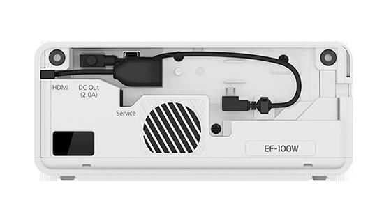 Máy chiếu Laser Epson EF 100W