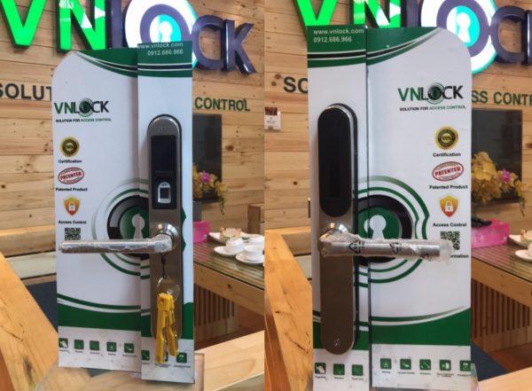Khóa Vân Tay Cửa Nhôm Kính VN-E6800