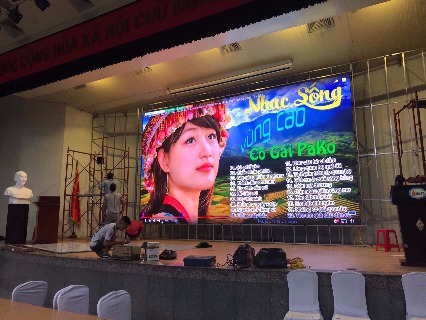 Màn LED P3 Zhongjing