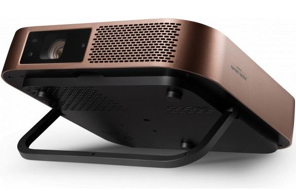 Máy chiếu LED ViewSonic M2 độ phân giải FullHD, loa Harman Kardon kép