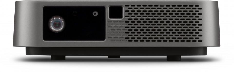 Máy chiếu LED ViewSonic M2e độ phân giải FullHD, loa Harman Kardon kép