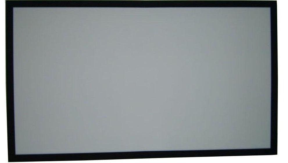 Màn chiếu bạc 92 inch trình chiếu phim 3D, tỷ lệ 16:9