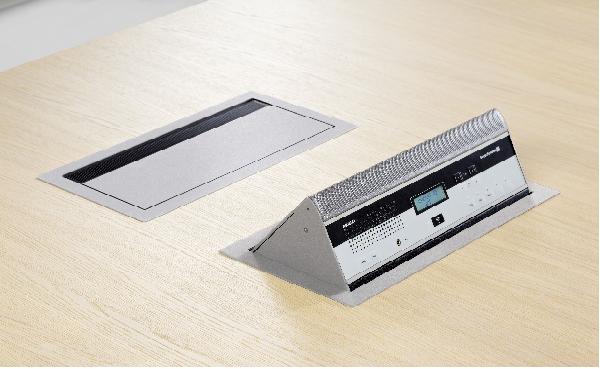 Micro đại biểu Revoluto gắn âm bàn MCS-D 3871