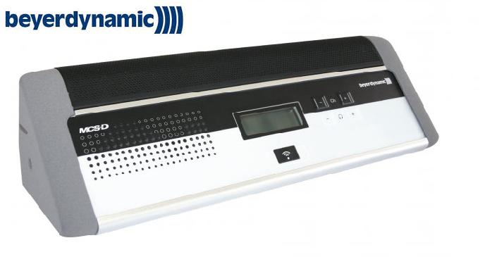 Micro chủ tọa phiên dịch Revoluto MCS-D 3143/MCS-D 3143H