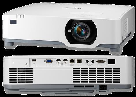 Máy chiếu Laser NEC NP-P525ULG