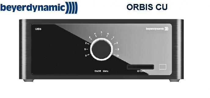 Bộ điều khiển trung tâm kỹ thuật số ORBIS CU