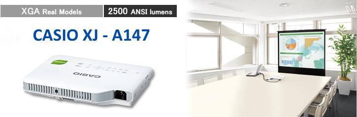 Máy chiếu laser Casio XJ A147