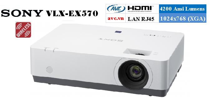 Máy chiếu sony - Model VPL EX570