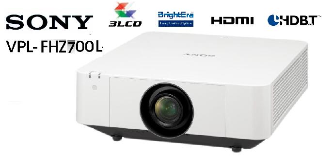 Máy chiếu laser Sony VPL-FHZ700L
