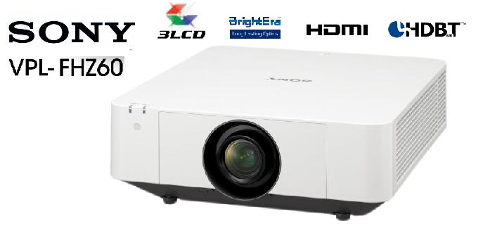 Máy chiếu laser Sony VPL-FHZ60