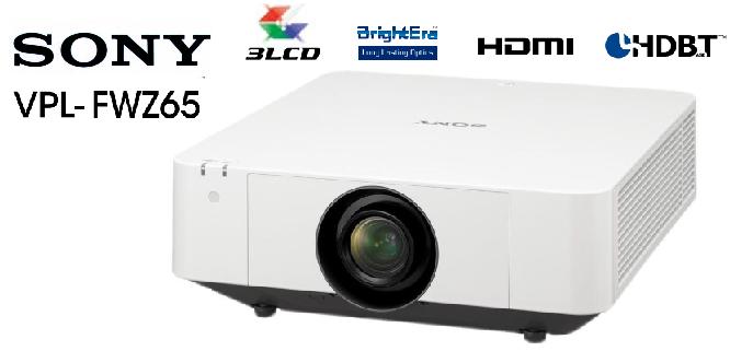 Máy chiếu laser Sony VPL-FWZ65