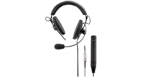 Phụ kiện hệ thống MCS-D 200: Tai nghe các loại