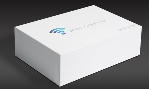 Thiết bị trình chiếu không dây Wireless Display từ điện thoại, máy tính lên màn hình