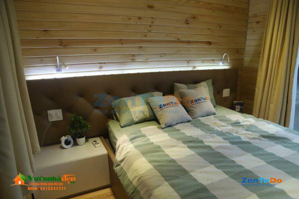 Nội thất nhà gỗ di động