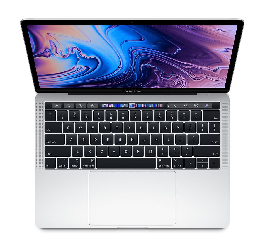 Macbook Pro 13 inch 2018 Silver (MR9V2) - i5 2.3/ 8G/ 512G - Newseal