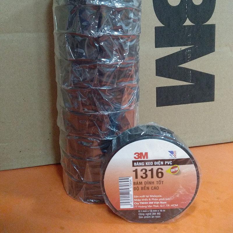 Băng keo điện 3M 1316