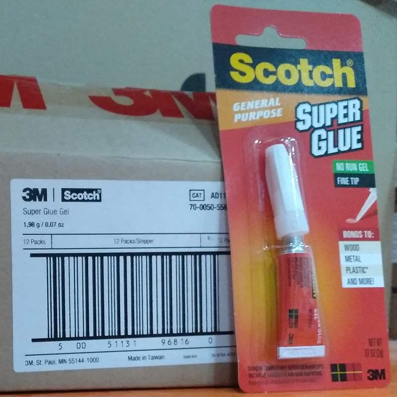 Keo dán đa năng 3M Super Glue
