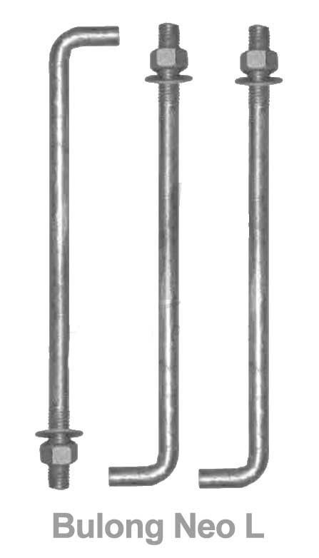 Bulong neo móng M22, M24, M27, M30, M36